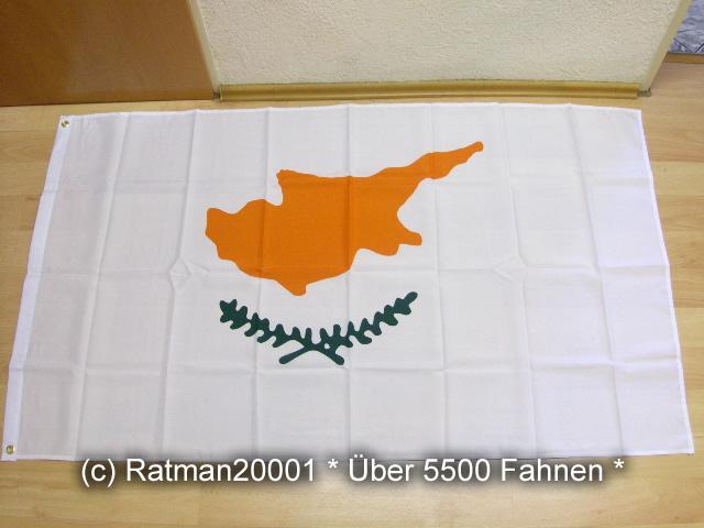 Zypern - 90 x 150 cm