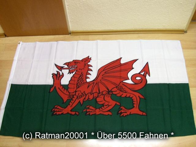 Wales - 90 x 150 cm